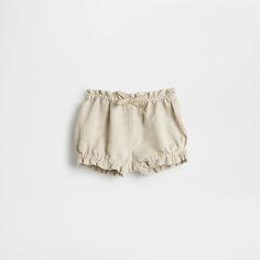 Immagine 1 del prodotto Pantaloni lino con arricciature