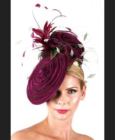 GUIBERT Millinery, CLASSIC Collection #millinery #judithm #hats