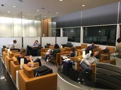 Cathay Pacific Lounge San Francisco SFO review - Everybody Hates A Tourist