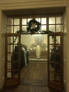 Christmas at Silverstream Priory, Ireland