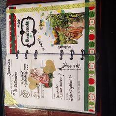 """""""Neue Wochendekoration! Das Video dazu ist auch bald online. Link ist in meiner Biografie hier in Instagram.""""  #filofax #filofaxing #filofaxdeutschland #sabrinavonsphingidae #plannernerd #planneraddict by sabrinavonsphingidae_"""