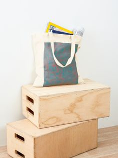 """""""Tringa XIV"""" Tote Bag by BlertaDK 