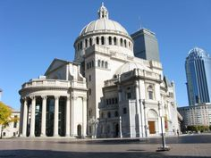 christian science building in boston