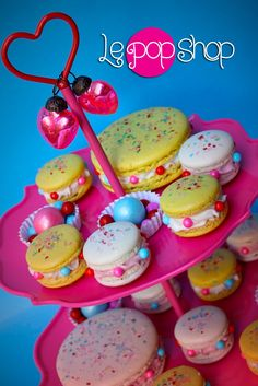 Macaron Mania on Pinterest | Macaroons, French Macaroons and French