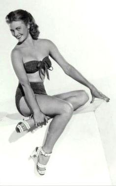 Joan Caulfield, 40s
