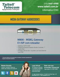 Informativo 0163