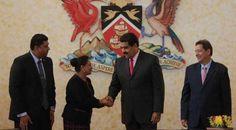 Trinidad no interferirá en favor de detenidos de ese país