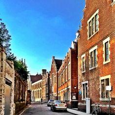 Cambridge in Cambridgeshire, Cambridgeshire