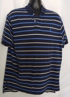 Polo by Ralph Lauren  Short Sleeve Polo Men's Shirt Size XL #PoloRalphLauren #PoloRugby