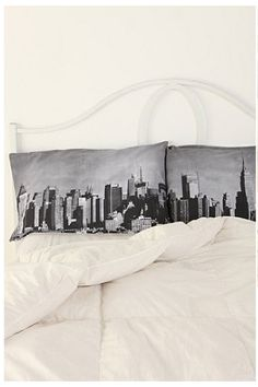 Check the pillow cases
