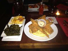 Miss Tootsie's ~ Philadelphia, PA  ...the Smothered Turkey Chops are a MUST TRY.