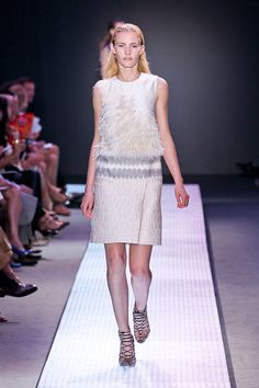 ~She Has Wings~  Giambattista Valli Spring Summer 2012 Fashion