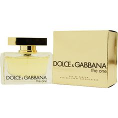 Dolce e Gabbana The One Eau De Parfum Spray 1.6 oz Para Mulheres