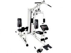 Aparelho de Musculação Kikos GX4 26 Exercícios - Suporta até 150Kg com as melhores condições você encontra no Magazine 233435antonio. Confira!