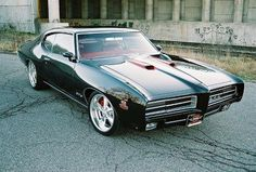 Pontiac GTO 'The Judge'