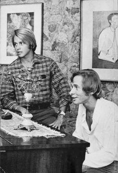 Marcos Valle e Paulo Sérgio Valle, 1969.