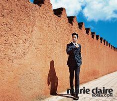 Kim Soo Hyun - Marie Claire Magazine June Issue '14