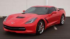 2015 Chevrolet Corvette Coupe presented as Lot F98.1 at Pomona, CA