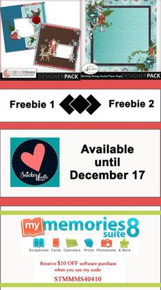MyMemories Weekly Fr