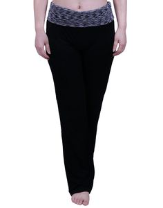 HDE Women's Maternity Yoga Pants Comfortable Lounge Pregnancy Pants Folded Waist - best woman's fashion products designed to provide Maternity Pants, Pregnancy Pants, Black Workout Leggings, Yoga Pants, Lounge Wear, Pants For Women, Workout Session, Clothes, Girlfriends