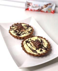 tartaletki kinder bueno Muffin, Breakfast, Food, Breakfast Cafe, Muffins, Essen, Yemek, Meals
