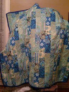 Amy Butler Brick Path Quilt - Craftster.org