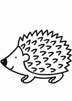 hedgehog template - bing images   igel vorlage, igel ausmalbild, malvorlagen tiere