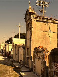 St. Louis Cemetery No.2: Located at 720 St. Louis Street.
