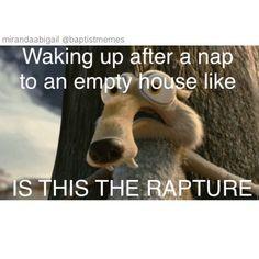 -@gmx0 #BaptistMemes #Rapture