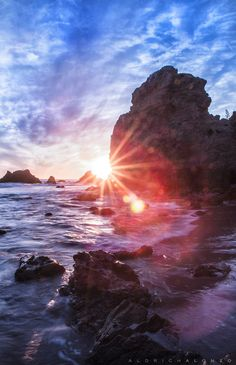 Malibu, CA;  photo by ~AldrichAlonzo on deviantART
