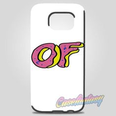Odd Future Shirt Doughnut White Samsung Galaxy Note 8 Case Case | casefantasy