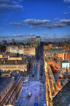 Glasgow City Centre, Scotland