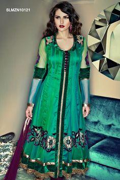 Mesmerizing Long Anarkali Suit