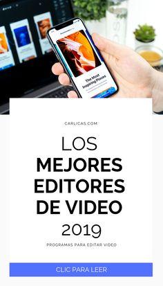 19 Editor De Videos Editor De Videos Programa Para Editar Fotos Programa Editar Fotos