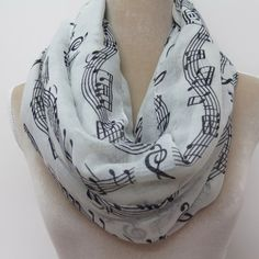 What greater accessory than this beautiful scarf? Great print and soothing…