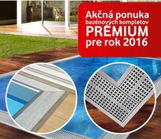 Bazény premium