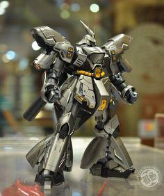 "Gundam Sazabi Ver Ka Custom ""Stealth"" tommy go saputra"