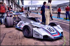 1975 Martini Brabham Ford BT44 F1