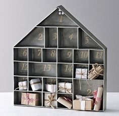 Sweet advent calendar