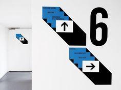 Signalétique administration - Médiathèque de l'Architecture - Des Signes - Muchir et Desclouds - Studio de graphisme à Paris
