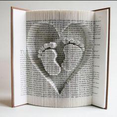 ... book art how to fold book art