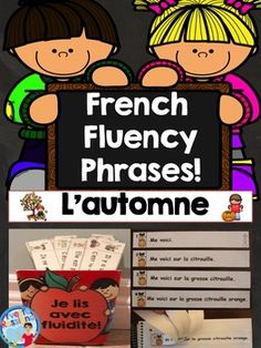 While teaching students to read in my grade one classroom as well as during my reading recovery sessions, I found that for some students, re. Reading Fluency Activities, Math Activities, French Teaching Resources, Teaching French, School Resources, Teaching Spanish, Communication Orale, Reading Recovery, Core French
