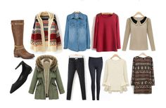Thanksgiving Packing List: 10 Piece Capsule Wardrobe for 3-5 Day Trip - Travel Tips - Packing