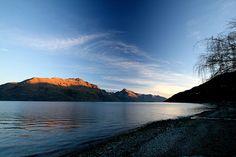 Lake Wakatipu, Closeburn, New Zealand