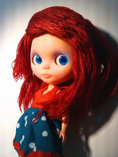 1r Peluca Lisa by Sweet Wool, via Flickr ~ Basaak