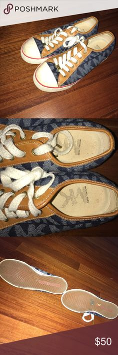 MICHAEL KORS sneakers A little worn out since they are old but still in decent condition Michael Kors Shoes Sneakers