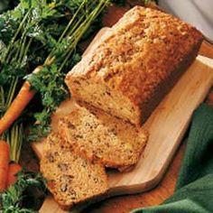Delish Pineapple Carrot bread