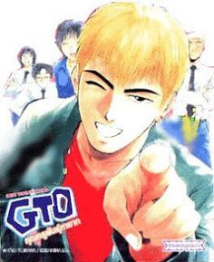 Great teacher onizuka - GTO #anime