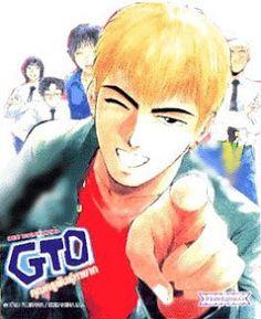 Great teacher onizuka - GTO #anime