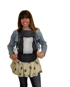 593201a07df Beco 8 Baby Carrier Dark Grey COOL All Seasons Ergonomic Baby Carrier comes  Complete with Infant Insert Removable Lumbar Support 360° of Comfort for  Parent ...
